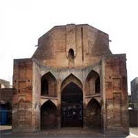 نوسازی مسجد و مدرسه سلجوقی قزوین